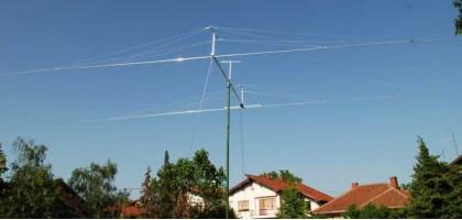7 MHz 2 element full size Yagi