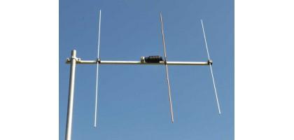 FM transmitting directional Yagi antenna (88 - 108 MHz)