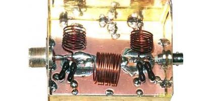 100W 3.5 - 3.8 MHz - 80m filter za SDR ili predajnik